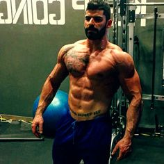 Jacked and Ripped fitness models FPersonal Foundas Panagiotis