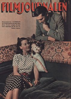 Vivien Leigh & Laurence Olivier - Discussion & Photos! :) | Soap Chat