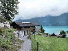 """""""Schnitzerhaus"""" in Niederried, Switzerland designed by Daniel Truffer"""