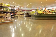 Why FloorTech® is The Preferred Flooring Choice in the UK Retail Sector Deli Counter, Uk Retail, Retail Sector, Uk Health, Industrial Flooring, Phone Companies, Commercial Flooring, Floor Finishes, Health And Safety