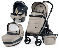 Trio Peg Perego Book Elite