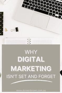 So, you understand the value of digital marketing and made all the necessary changes and additions when launching your website or original campaign. Digital Marketing | Small Business Ideas | Tips for Starting a Business