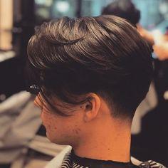 Popular Haircuts For Short Hair Men Mens Hairstyles Pompadour, Undercut Hairstyles, Hairstyles Haircuts, Haircuts For Men, Undercut Pompadour, Classic Mens Hairstyles, Short Hair Undercut, Short Hair Cuts, Undercut Men