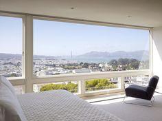 MOLDING Larkin Street Residence - modern - bedroom - san francisco - John Maniscalco Architecture