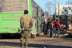 #world #news  Syria deal to evacuate Shi'ites and Sunnis from towns: source, Observatory