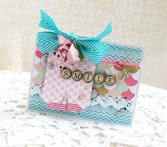 love this tag and ribbon combo