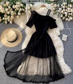 Stylish Dresses For Girls, Cheap Dresses, Cute Dresses, Simple Dresses, Casual Dresses, Prom Dresses, Summer Dresses, Strapless Dress, Casual Outfits