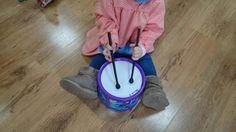 Tocamos el tambor!!!