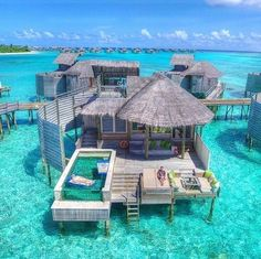 70 best honeymoon destinations in 2019 - Travel✈️ . - 70 best honeymoon destinations in 2019 – Travel✈️ - Best Honeymoon Destinations, Vacation Places, Dream Vacations, Places To Travel, Maldives Honeymoon, Maldives Travel, Maldives Resort, The Maldives, Maldives Wedding