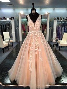 Applique Fashion Prom Dresses Long Formal Dress Bridal Wedding Dress SP1130