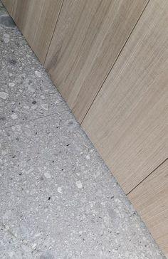 floor + wood combination