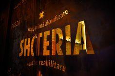Shoteria - locul in care incepe weekendul - Andra Zaharia