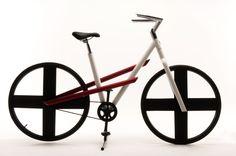 THE V- Shanghai Bike /Michael Svane Knap