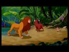 le roi lion - the lion king - hakuna matata french