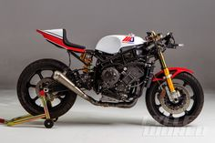 WAYNE RAINEY'S CUSTOM YAMAHA