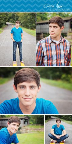 Carrie Anne Photography- Senior Guy Session