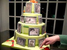 80th birthday party ideas and traditions | 80th Birthday Cake and Photo Birthday Cake Information