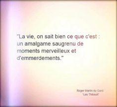 """Roger Martin du Gard """"Les Thibault"""""""