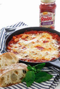 Homestyle pasta recipe