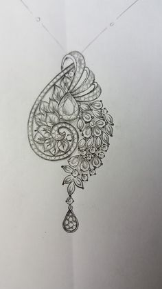 You are in the right place about jewellery sketches Here we offer you the most beautiful pictures ab Jewellery Shop Design, Jewelry Design Drawing, Fashion Design Drawings, Jewellery Display, Jewellery Storage, Pendant Design, Pendant Set, Jewelry Art, Fashion Jewelry