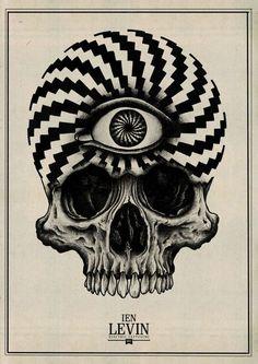 psychedelic skulls - Google zoeken