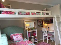 Abby's new bedroom