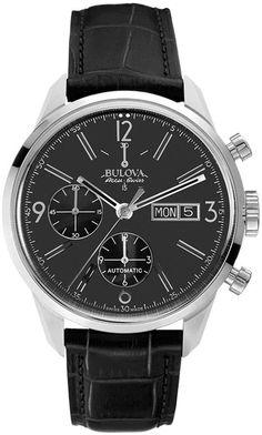 Bulova Men's Murren Swiss Automatic Watch