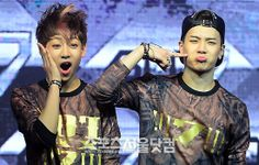 [PRESS] 15012014 — GOT7 Garage Showcase | BamBam & Jackson @ Seongsu Kang Daelim Warehouse ⓒSport Seoul http://www.sportsseoul.com/