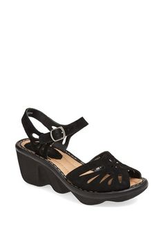 Earth 'Solstice' Wedge Platform Sandal available at #Nordstrom