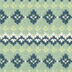 "Photo from album ""Жаккарды on Yandex. Knitting Stitches, Knitting Patterns, Fair Isle Chart, Little Cotton Rabbits, Japanese Patterns, Fair Isle Knitting, Views Album, Charts, About Me Blog"