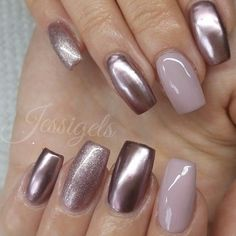 "@madam_glam Gelpolishes in ""Swing all night"", ""Workaholic"" and ""Metallic hybrid Romantica"" ❤"
