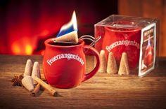 Sonstige Offizielle Website Feuerzangentassen Geschenkidee Feuerzangenbowle Terrakotta Set