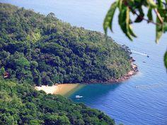 Praia do Abraãozinho - Ilha Grande - Pesquisa Google