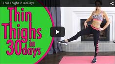 Thin Thighs in 30 Days-VIDEO
