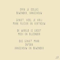 Geboorte tekstje, gedichtje van Gewoon JIP. © Een tekstje van JIP. gebruiken?…