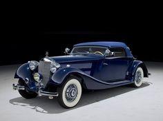 1938 Mercedes-Benz Pre-War - 320 Cabriolet A | Classic Driver Market