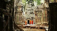 From ancient temples to elegant capital, Cambodia is a small country with a big soul