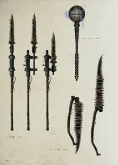 bloodborne simon s bowblade weapons pinterest bloodborne