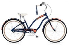electra 2014 Hanami 3i - L - Midnight Blue - 154154 - Midnight Blue