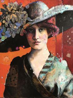 Vivienne in Red by Juliette Belmonte