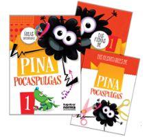Pina Pocaspulgas 1 - libro para primer grado