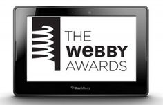 The Webby Awards - renowned but not responsive #responsivewebdesign #blog