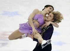 Five current or former #UMich students qualify for Sochi Olympics in ice dancing! #GoBlue