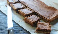 Anzac brownies