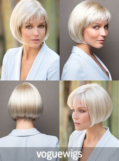Cory by Noriko is a classic bob hairstyle wig. With textured fringe, this bob becomes a face framing classic.