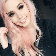 Pink hair  Pinterest: @framboesablog