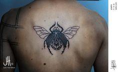 Tattoo by Julie Hamilton
