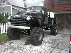 1950 Chevy 4x4 Lifted Trucks | 1952 Chevy Truck 4x4 1952 chevy 4x4 minus the tires