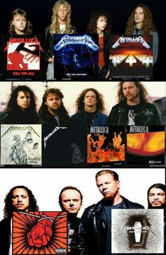 Metallica... my life...