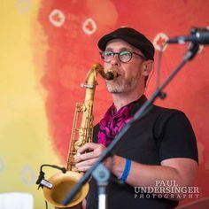 Max Abrams - The Mavericks - Mono Mundo Tour - 2015 - photo by Paul Undersinger